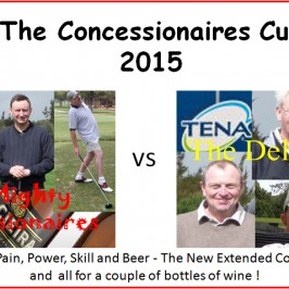 The Concessionaires Cup 2015.