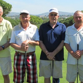 The Tour 2015.   Glof …eerrr Golf at its Best!