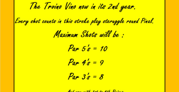The 2015 Trevino Vino Medal Challenge Cup