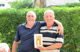 2015 GolfOK Pairs Champion Clive Hoppy Dearsley – Again!