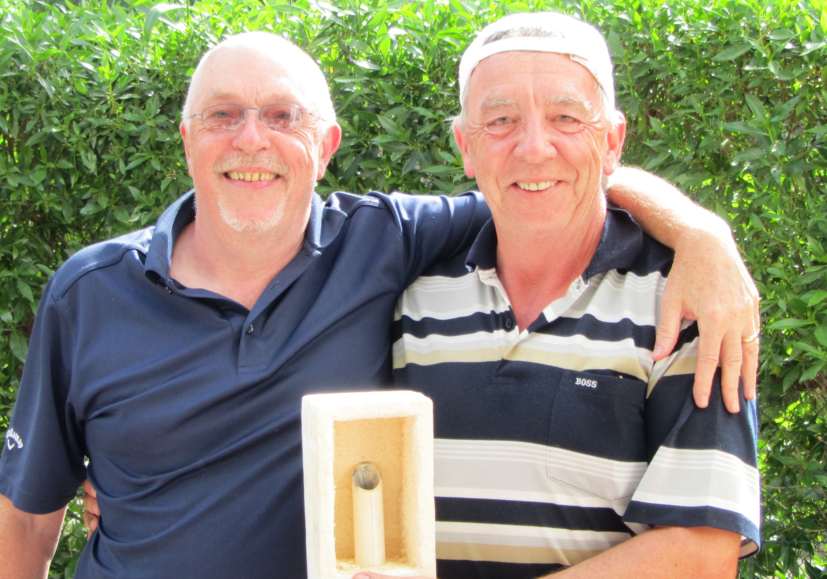 Lutterworth Cash Confrontation as Lord Chilly and Hoppy Take Sunny Victory!