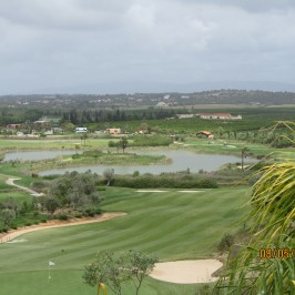 Portugal 2016 The Courses – Helicopter Flyovers