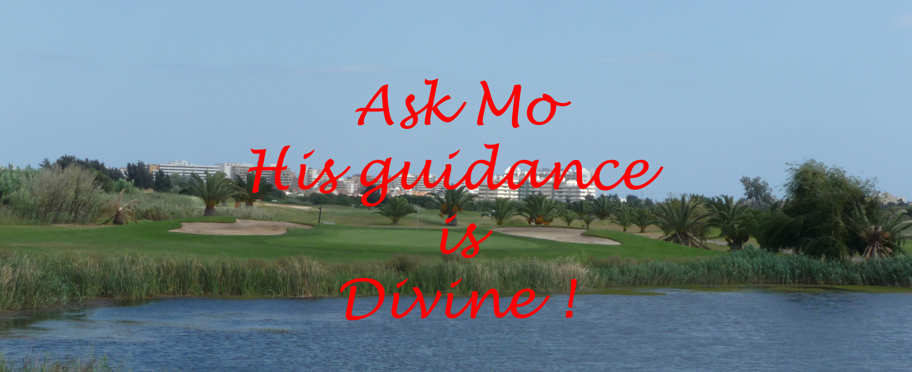 Ask Maurice ! His Knowledge is Divine !