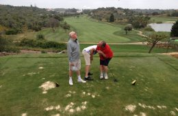 NEW – The Old Course Vilamoura Fly Overs. NEW