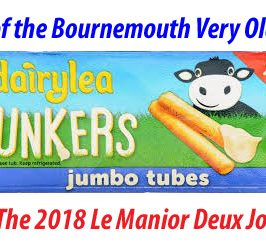 Bournemouth Very Old Masters 2018  – The Competitions.