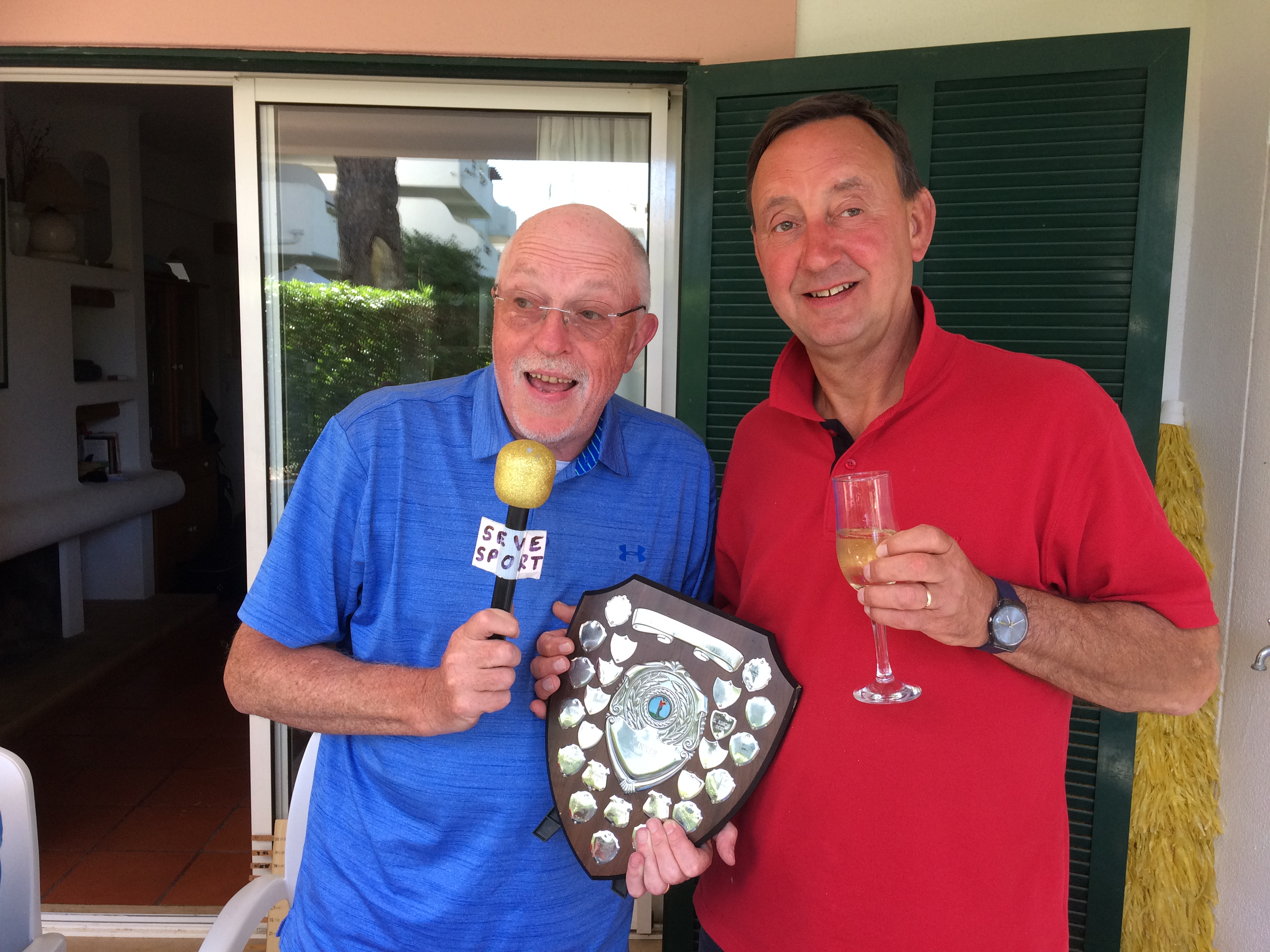 Portugal 2018 – MK Seve Snatches Victory from Hoppy Dearsley !