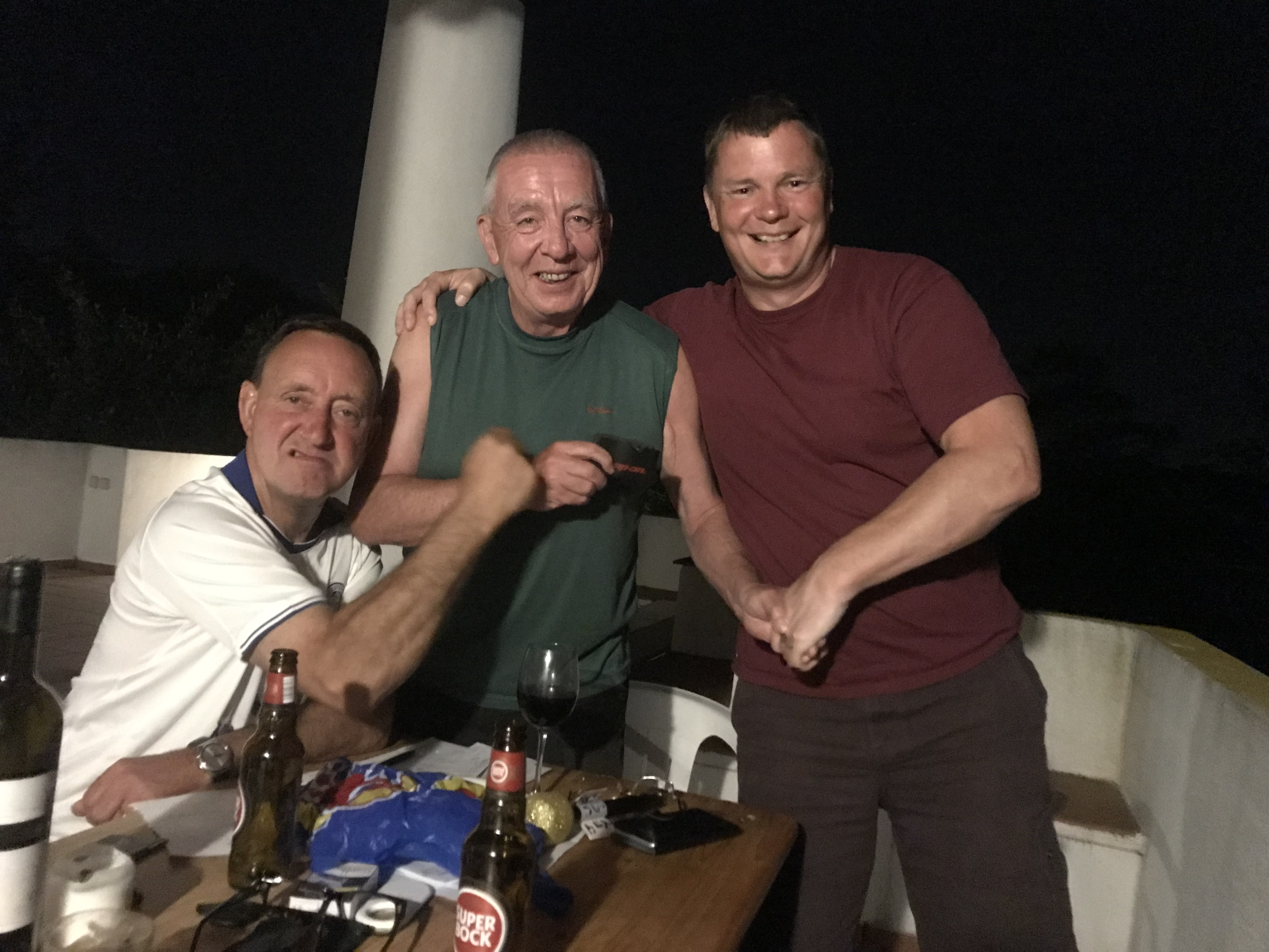 23-06-20 – Big Tony and The Chill Hit The Top !!!