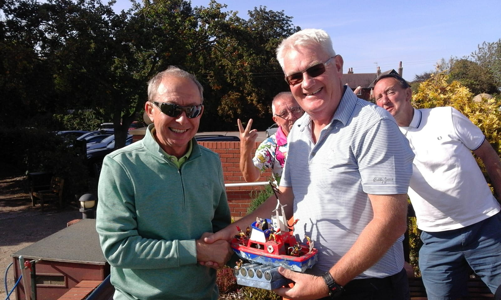 Bridlington 2019 – The Admiral's Cup – The Results.