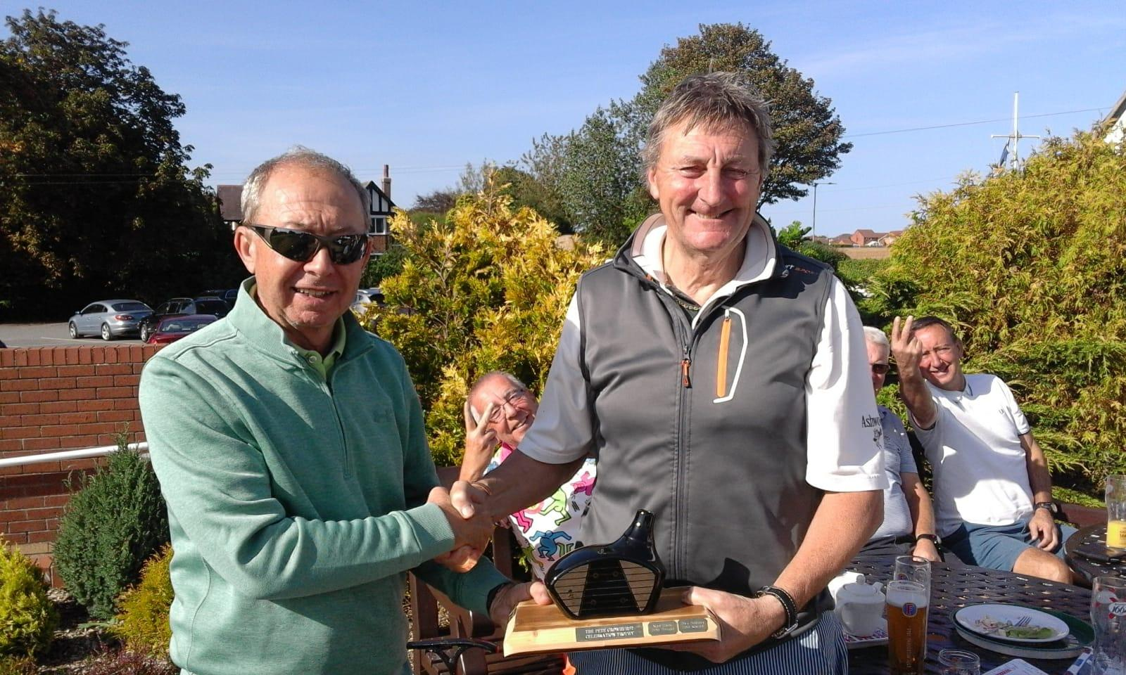 2020 Peter Crowhurst Celebration Trophy – Friday 31st July – Venue Announced  !!