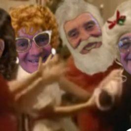 17 Dec 19 – Santa Clive Jingles In !