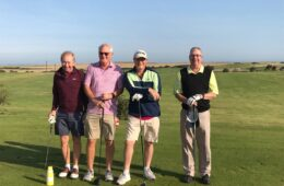 Bridlington 2020 – The Admiral's Cup – The Covidiots Tour – The Results !